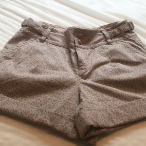 Marc Jacobs high waisted shorts.
